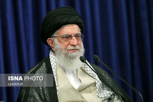 رهبر انقلاب: ایران هرگز از هیچ تلاشی برای حمایت از ملت مظلوم فلسطین فروگذار نخواهد کرد