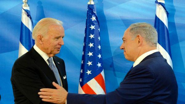 بایدن با نتانیاهو تماس تلفنی داشته است؟
