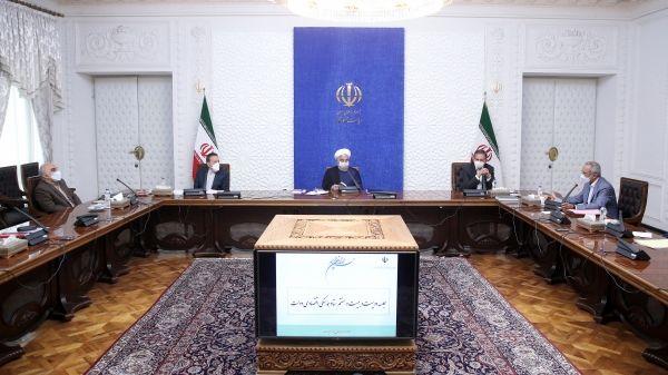روحانی: به مذاکرات در وین تا توافق نهایی ادامه خواهیم داد