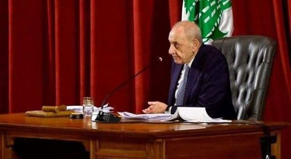 ضربالاجل رئیس پارلمان لبنان برای تشکیل دولت