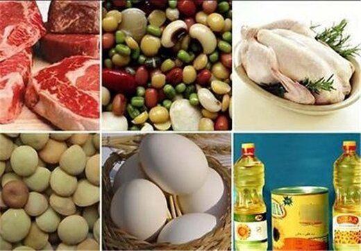 تغییرات نرخ اقلام خوراکی در یکسال گذشته/ ادامه رکورد شکنی قیمت کالاهای اساسی