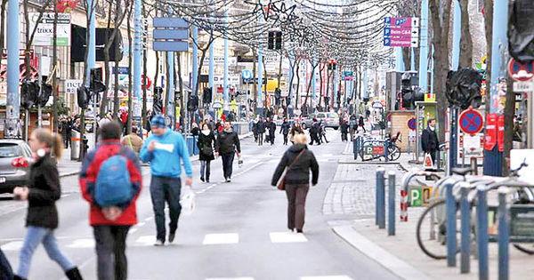 دوئل شهری در خیابان «ولیعصر»