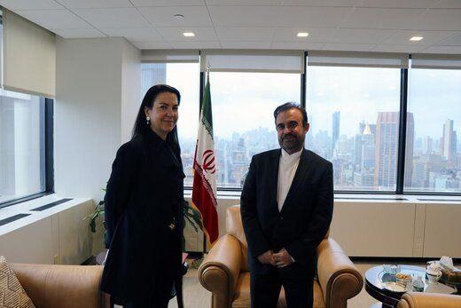 درخواست ایران برای موضع قاطع سازمان ملل علیه ترور دانشمندان هستهای