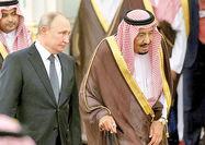نمایش نفوذ پوتین در خاورمیانه