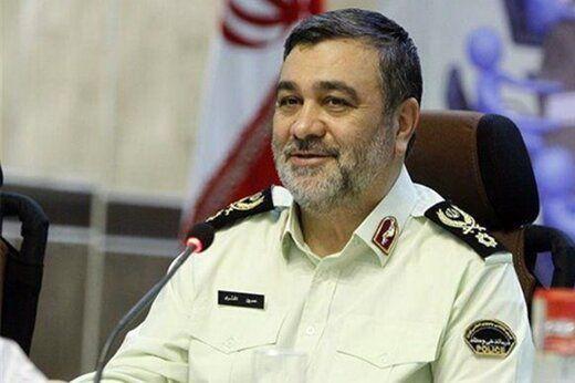 واکنش فرمانده ناجا به تحولات اخیر در مرزهای شمال غربی کشور