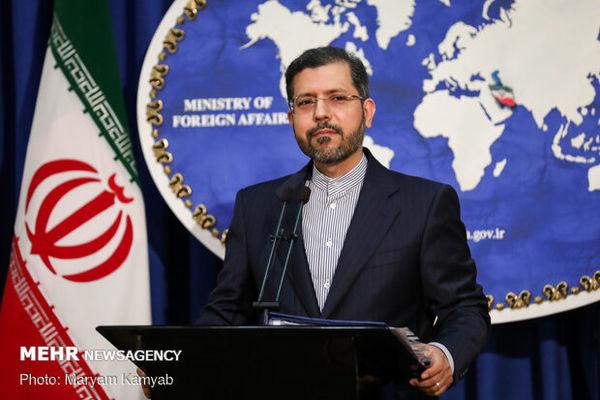 ایران برای کمک به ترکیه اعلام آمادگی کرد