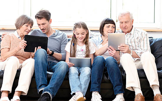 نقش تکنولوژی در مدیریت بودجه خانوار