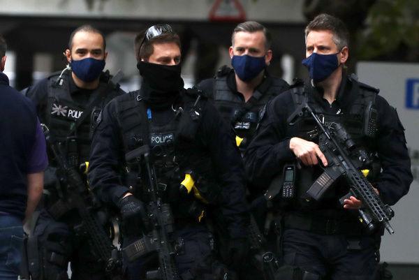 افزایش سطح هشدار تروریستی در بریتانیا