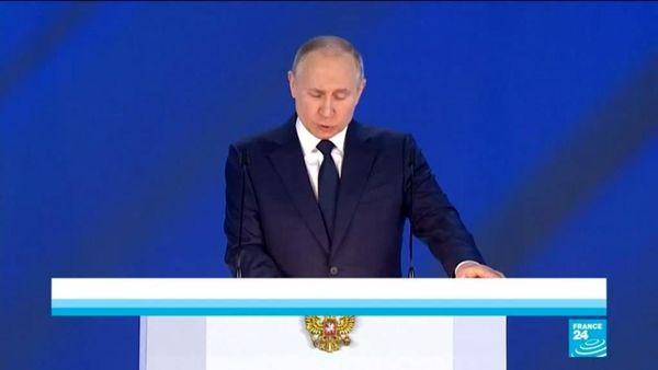 پوتین: پاسخ قاطعانه به تحریم های آمریکا می دهیم