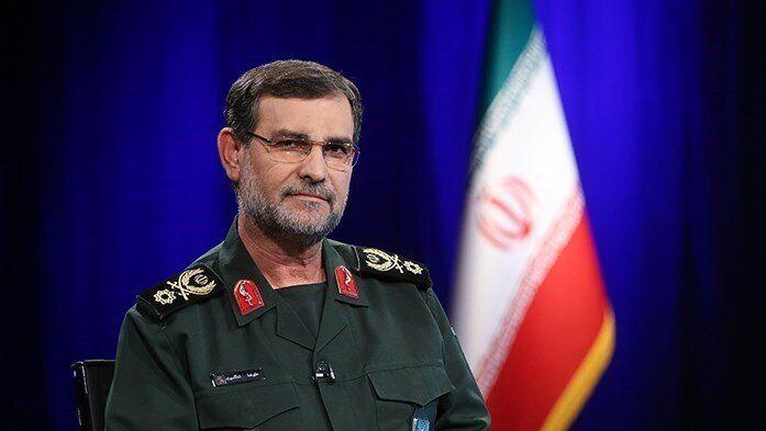 هشدار قاطع فرمانده نیروی دریایی سپاه به دشمنان: به ایران تعرض کنید، ضربه مهلکی به شما خواهیم زد