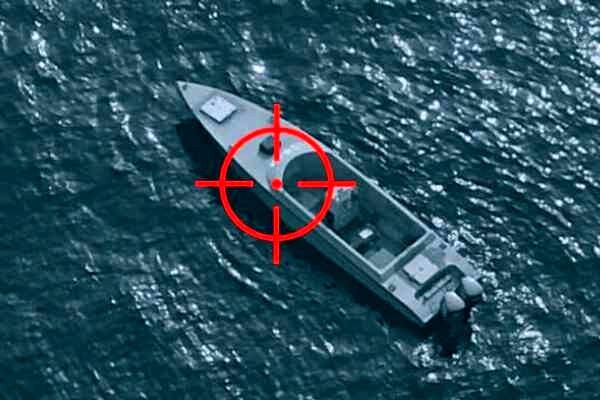 عربستان مدعی انهدام یک فروند قایق نیروهای یمنی شد
