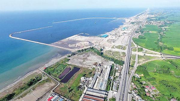 فصل تازه تجارت در کاسپین