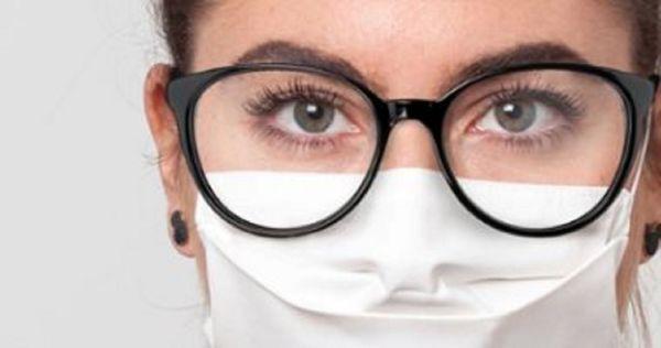 4 روش برای حل معضل بخار ناشی از ماسک برای عینکیها