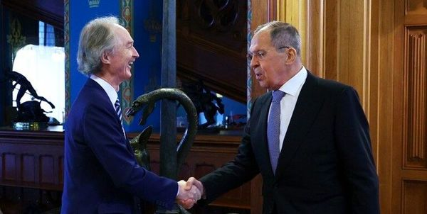 تاکید روسیه و سازمان ملل بر راه حل سیاسی برای پایان دادن به بحران سوریه