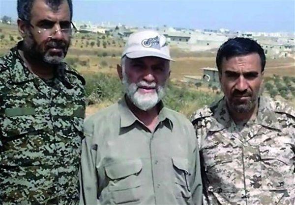 فرمانده معروف سپاه که کمر داعش را شکست + عکس