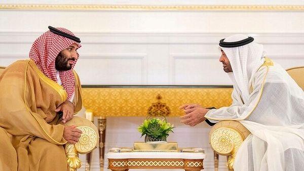شکایت ولیعهدهای عربستان و امارات از آمریکا