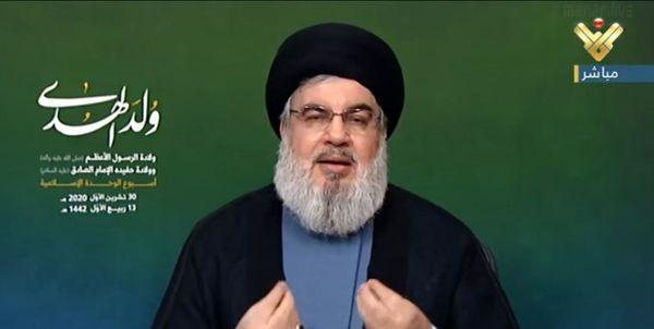 سید حسن نصرالله: حمایت از تکفیریها قبل از همه تهدیدی برای اروپاست/ حادثه «نیس» محکوم است