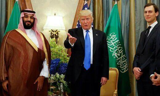 آخرین هدیه ترامپ به ولیعهد سعودی