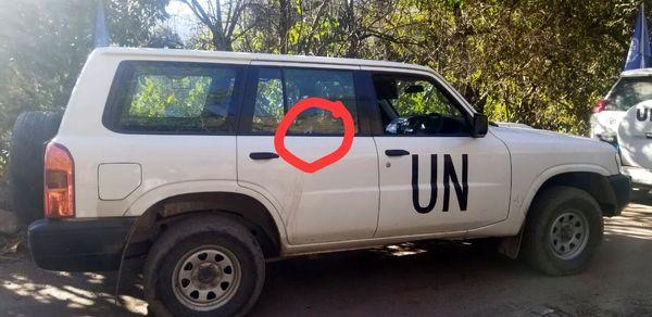 اصابت آتش مرزی پاکستان و هند به کاروان ناظران سازمان ملل