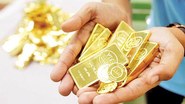 افت و خیز طلا در هفته معاملاتی
