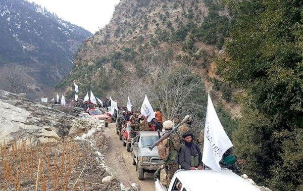پیشروی طالبان: ۲۰ درصد  پنجشیر تصرف شد
