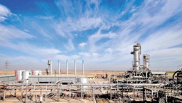 اندازهگیری سرعت بازگشت نفت ایران