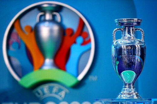 تیم منتخب یورو 2020 اعلام شد