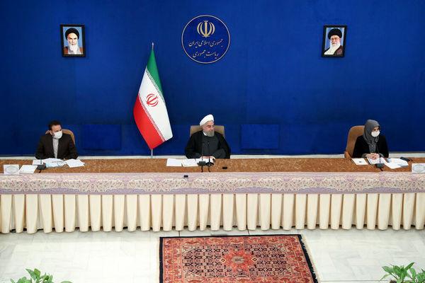 انتقاد روحانی از شورای نگهبان