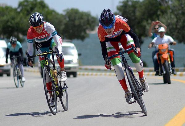 لغو اعزام دوچرخه سواران ایران به قهرمانی جهان