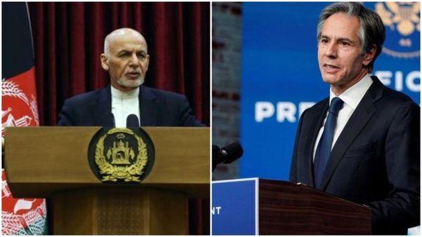 آمریکا به رییس جمهور افغانستان هشدار داد