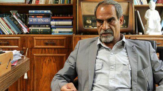 گلایه نعمت احمدی از کاندیداتوری ابراهیم رئیسی
