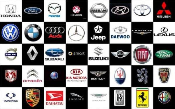با معنای لوگوی مشهورترین خودروسازان جهان آشنا شوید