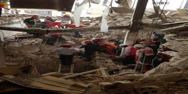 پایان عملیات جستوجو و نجات در اهواز