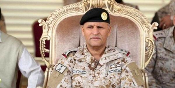 مرگ ناگهانی یک فرمانده نظامی عربستان