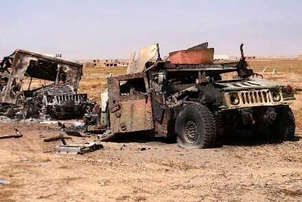 چه بر سر تجهیزات آمریکا در افغانستان آمد؟