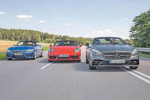 کاهش فروش خودروهای لوکس در آمریکا