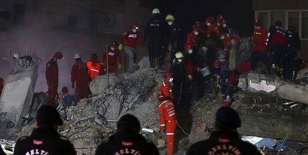 آخرین آمار جانباختگان زلزله ترکیه