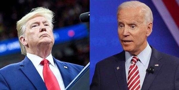 تلاش دموکراتها برای لغو مناظره انتخاباتی بین بایدن و ترامپ