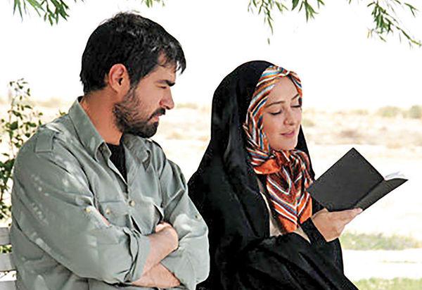 شهاب حسینی محبوبترین بازیگر در نقش شهید