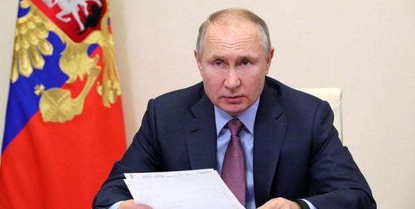 خبر تازه پوتین از تاثیر واکسنهای روسی در مقابل جهشهای کرونا