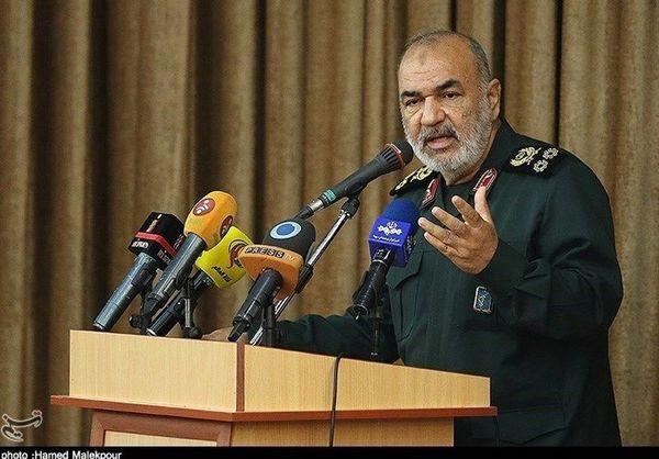 فرمانده سپاه: ناقضان منافع مردم ایران نقطه امنی در سیاره زمین نخواهند داشت