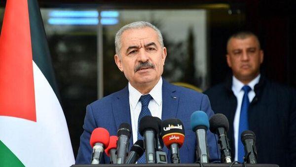 نخستوزیر فلسطین برای مذاکره با اسرائیل اعلام آمادگی کرد
