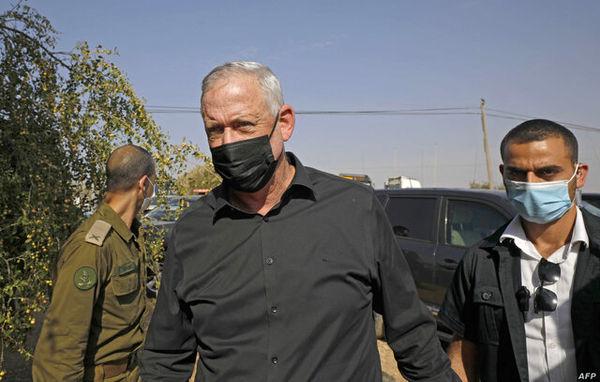 گانتس: رهبران حماس از مصونیت برخوردار نیستند