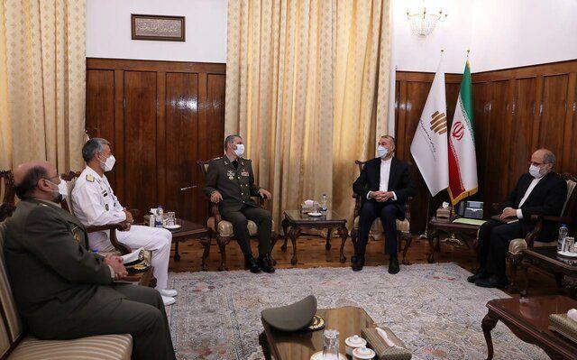 امیرعبداللهیان: دیپلماسی دفاعی بخش لاینفک سیاست خارجی جمهوری اسلامی ایران است