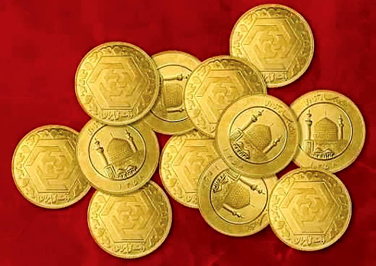 نگاه خیره بازار به سکه تمام