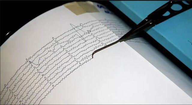 وقوع زمین لرزه 3.8 ریشتری در حوالی نوبران ساوه
