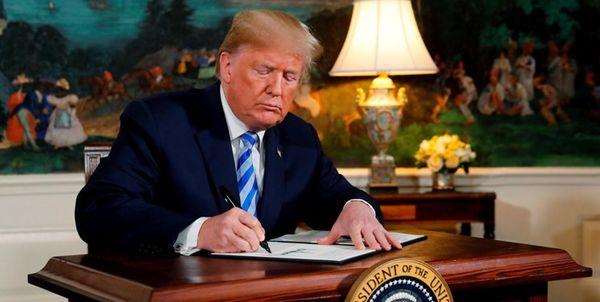 آکسیوس: تحریمها علیه ایران پیش از پایان دولت ترامپ شدت مییابند