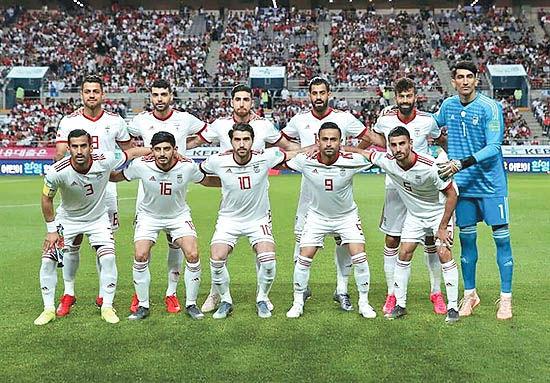هدف اصلی تیم ملی است!