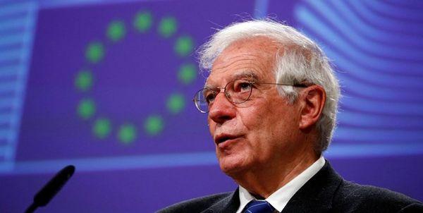 موضعگیری اتحادیه اروپا درباره تحولات چین و هنگکنگ