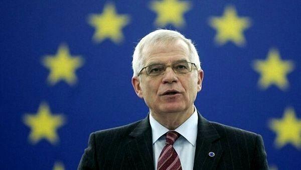 درخواست رئیس سیاست خارجی اتحادیه اروپا برای آزادی ناوالنی